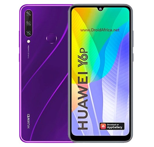 Huawei Y6P specifications features and price