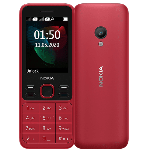 Nokia 150 (2020) specifications features and price