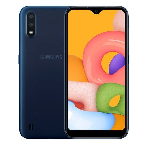 Samsung Galaxy M01 specifications features and price