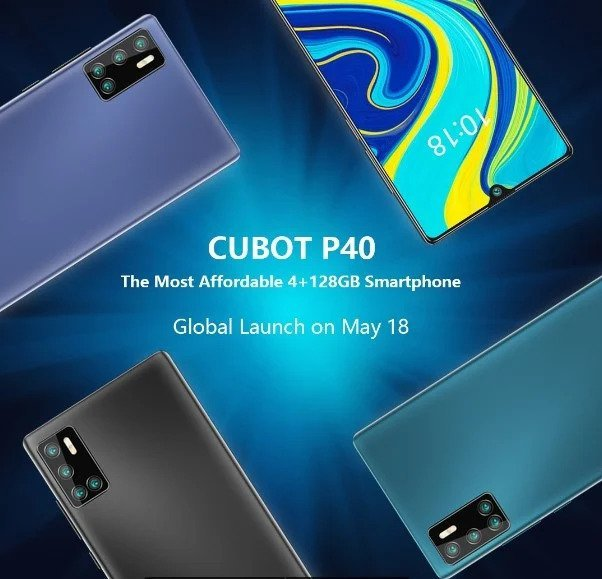Cubot P40 review