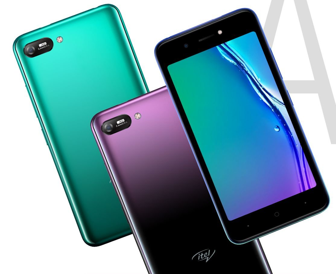 iTel A25 Pro review and colors