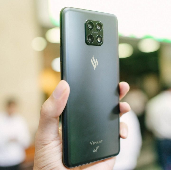 Vsmart Aris 5G specifications features and price