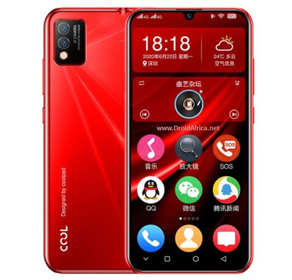 Coolpad Cool 10C specifications features and price