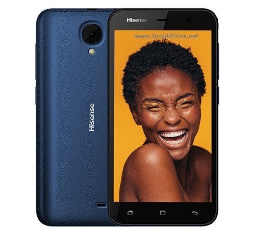 HiSense U40 Lite specifications features and price