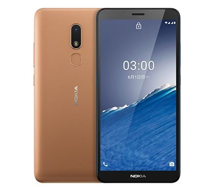 Nokia C3 specifications features and price