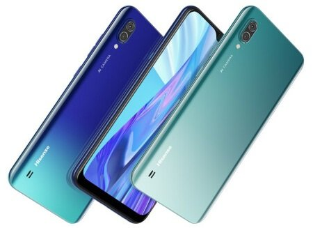 HiSense R5 Pro review and colors
