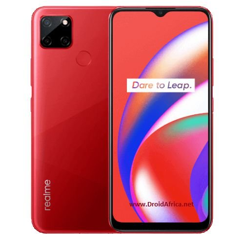 Realme C12 specifications features and price