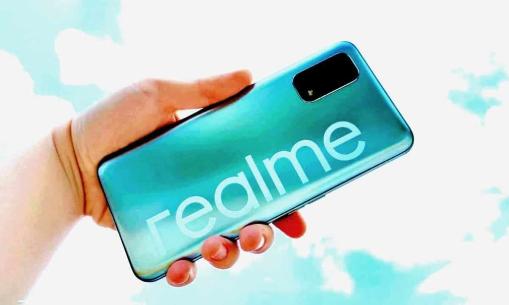 realme v5 5g launched in China