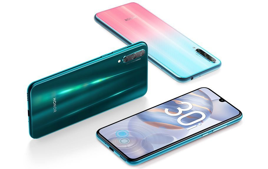 Honor 30i goes official in russia