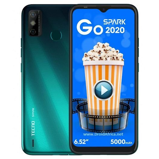 Tecno Spark Go 2020 specifications features and price