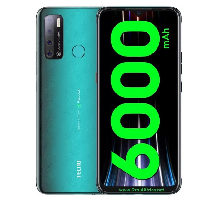 Tecno Spark Power 2 Air specifications features and price