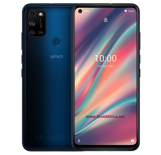 Wiko View5 specifications features and price