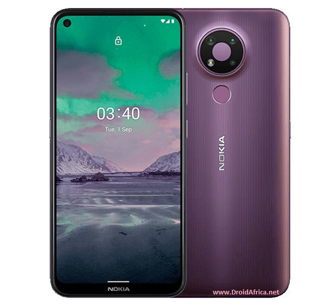 Nokia 3.4 specifications features and price