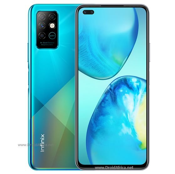 Infinix Note 8 specifications features and price