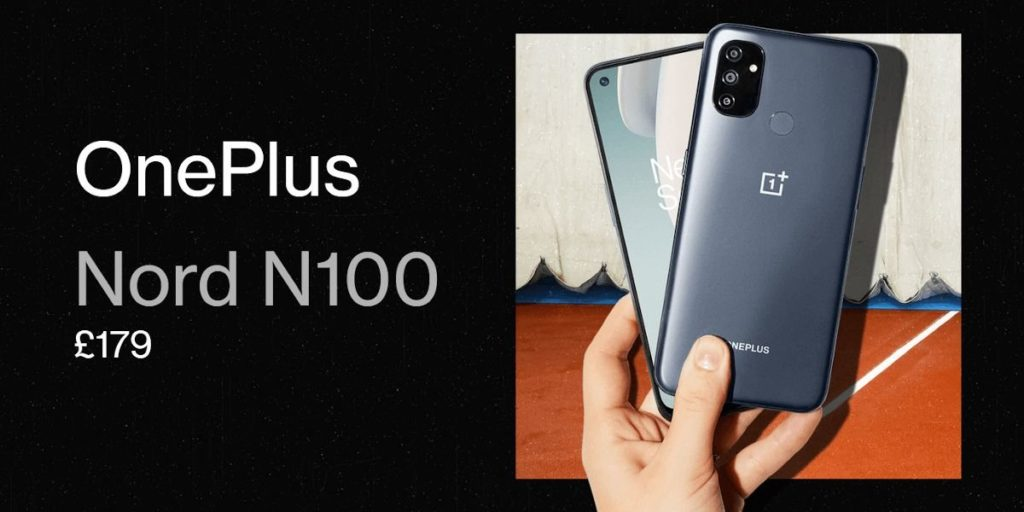 OnePlus Nord N100 and N10 5G now official; starts at £179