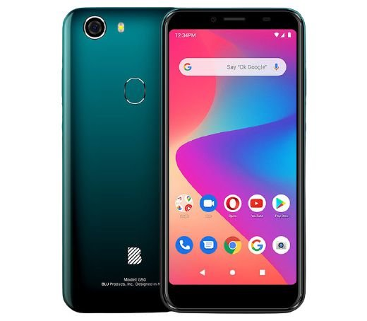 BLU G50 specifications features and price