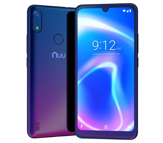 NUU Mobile X6 Plus specifications features and price