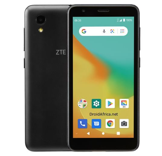 ZTE Blade A3L specifications features and price