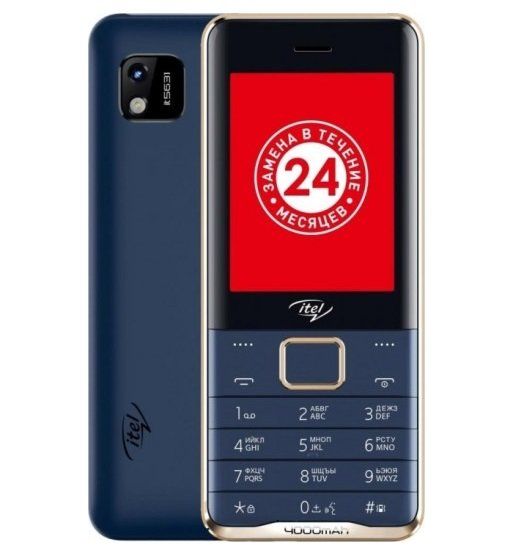 iTel IT5631 key specifications and features