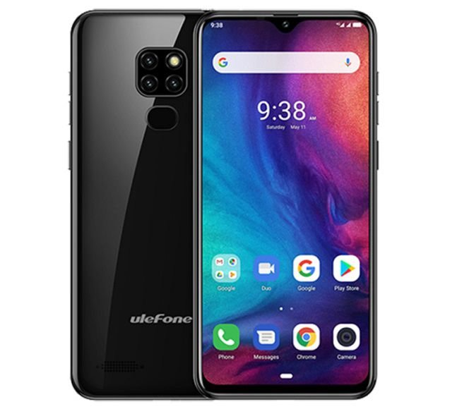 Ulefone Note 7P specifications features and price