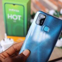 Infinix Hot 10 Lite unboxing and review