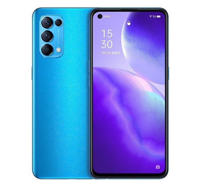 Oppo Reno5 5G 5G specifications features and price
