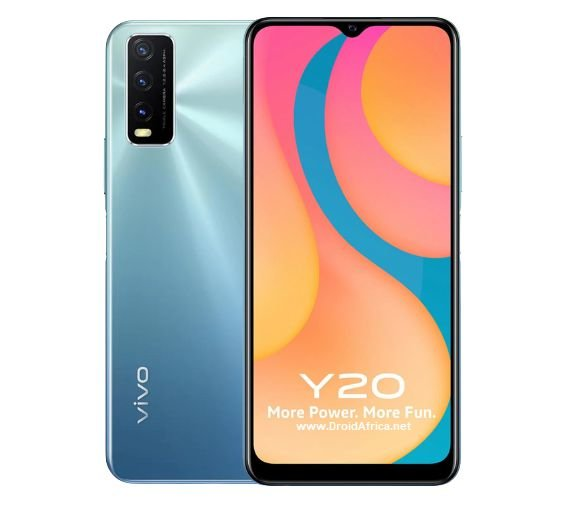Vivo Y20 specifications features and price