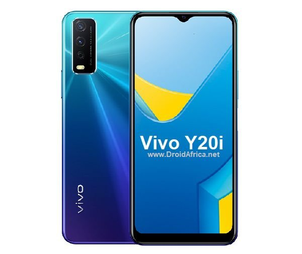 Vivo Y20i specifications features and price