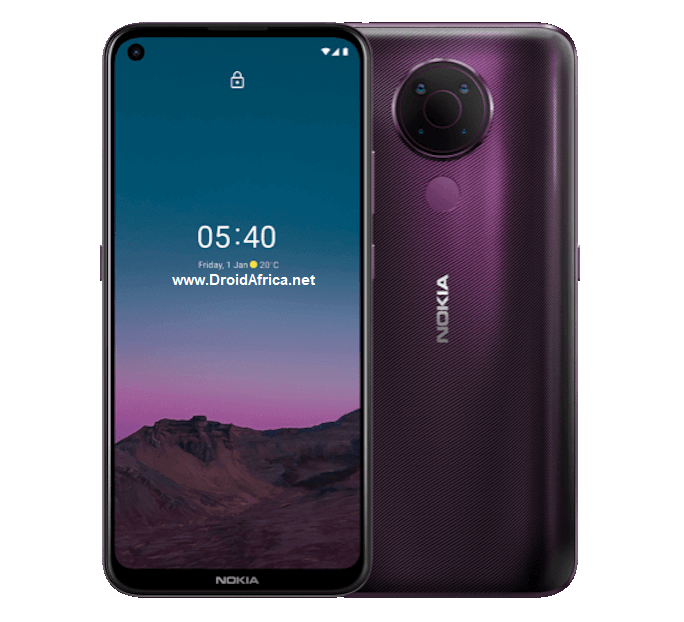 Nokia 5.4 specifications features and price
