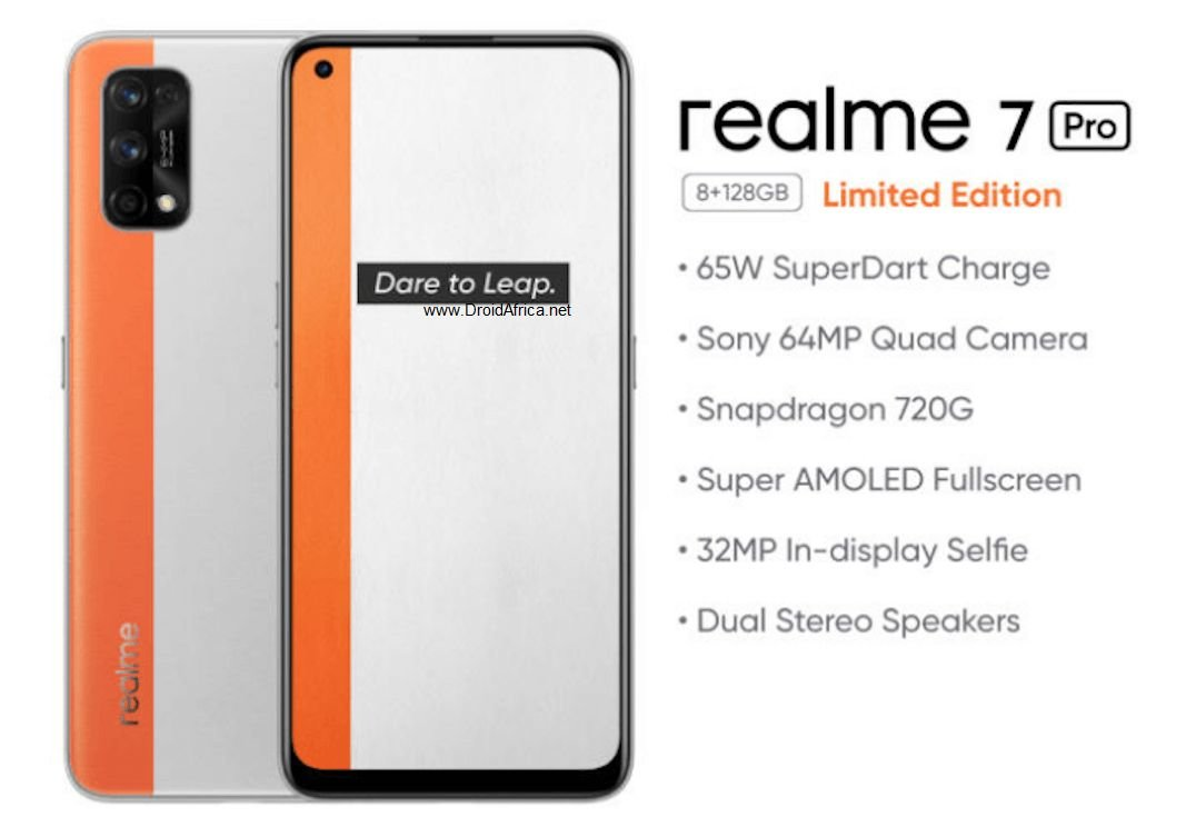 Realme 7 Pro Limited Edition review