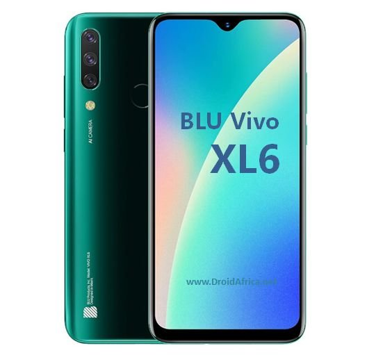 BLU Vivo XL6 specifications features and price