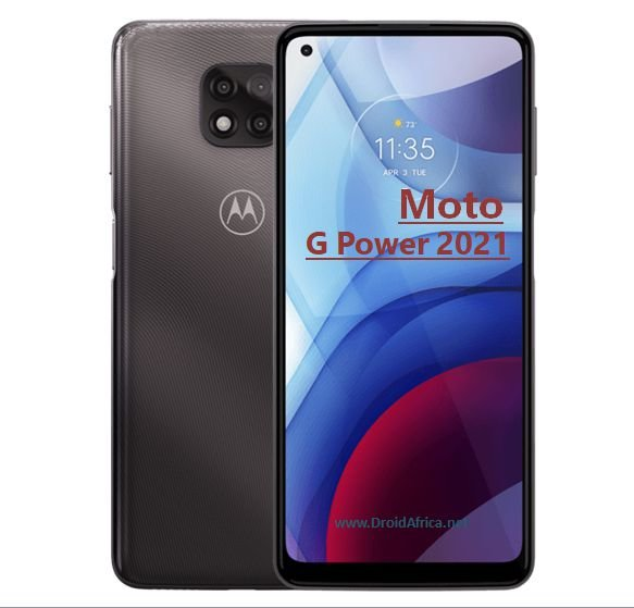 Motorola Moto G Power (2021) specifications features and price