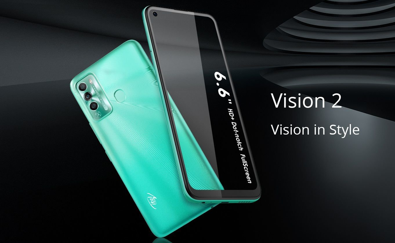 iTel Vision 2 review and price