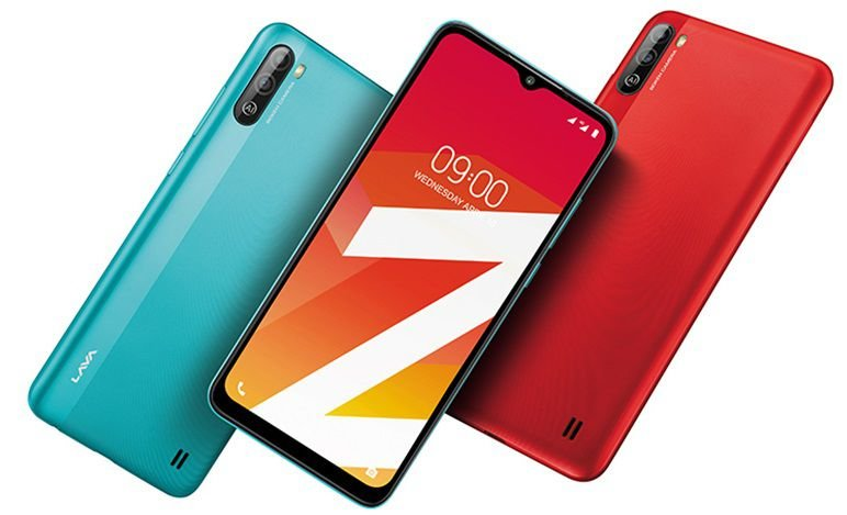 Lava Z2 review and colors