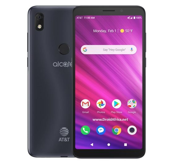 Alcatel Axel specifications features and price