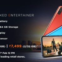 Moto E7 Poer announced in India at Rs, 7499