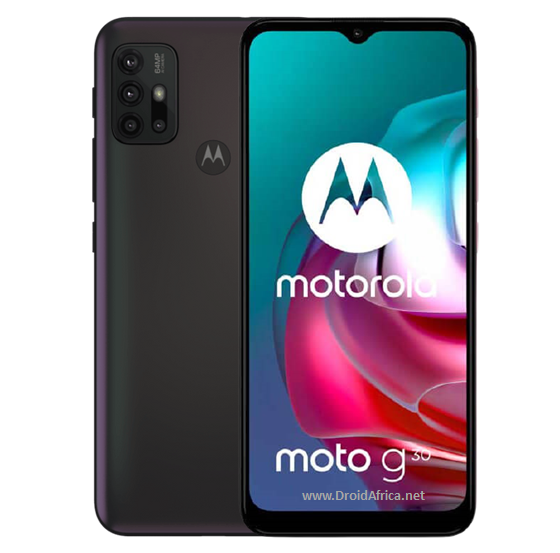 Motorola Moto G30 specifications features and price