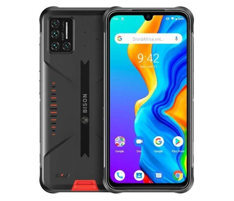 UMiDIGI Bison specifications features and price