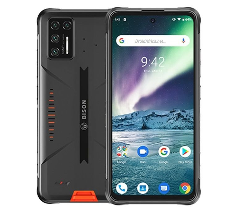 UMiDIGI Bison GT specifications features and price