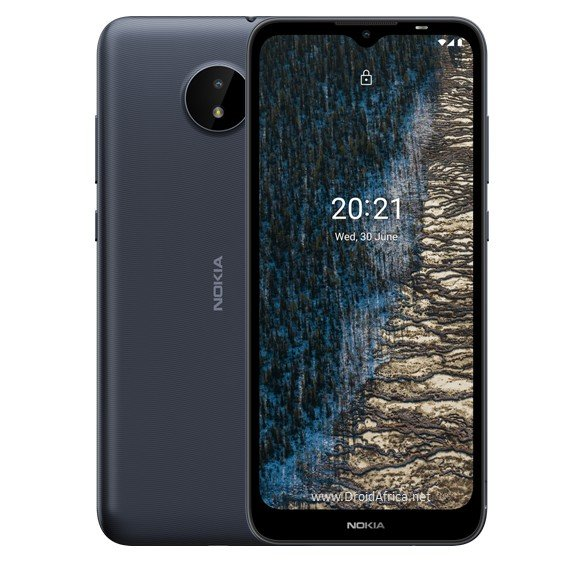 Nokia C20 specifications features and price