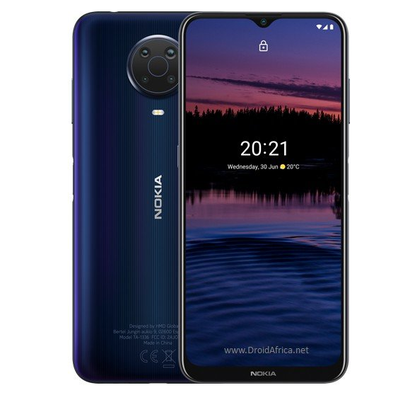 Nokia G20 specifications features and price