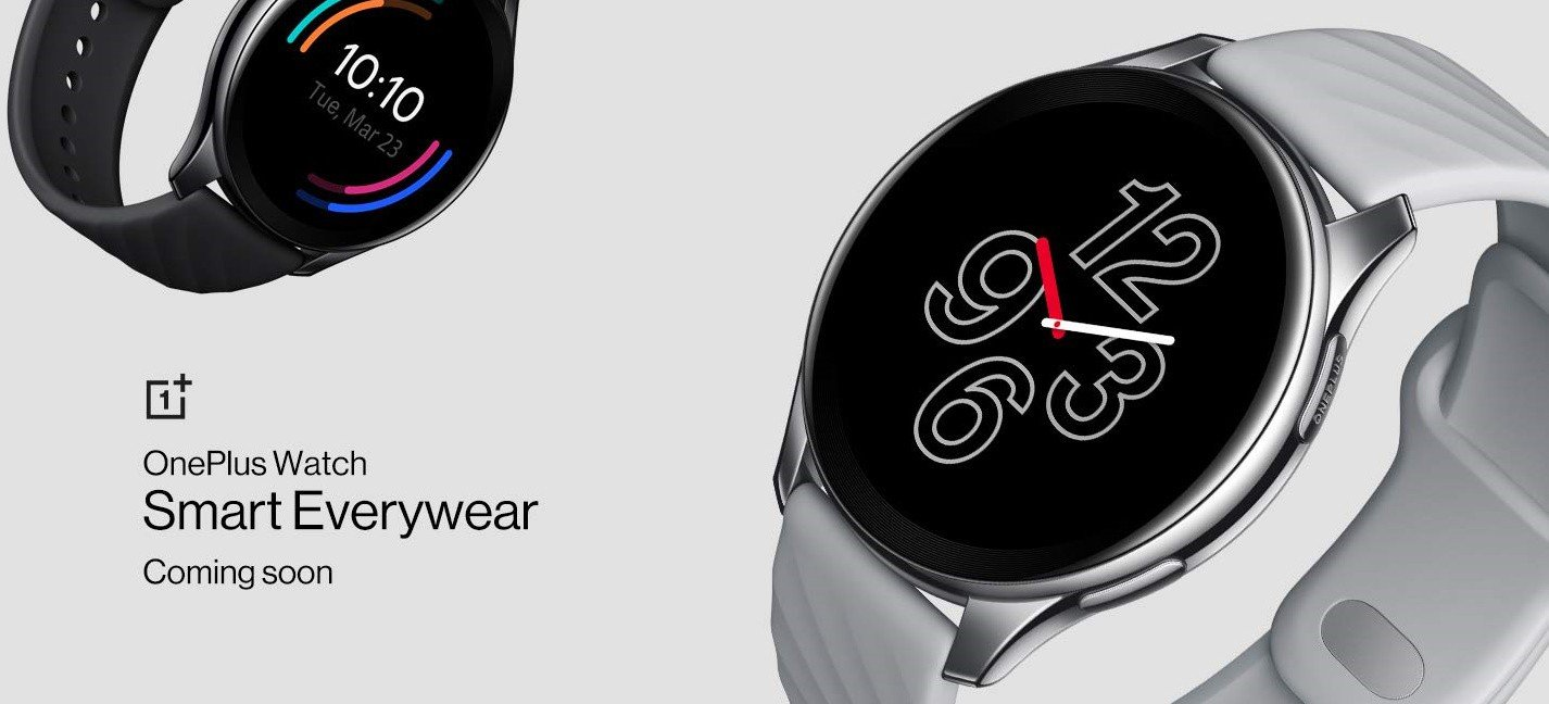 OnePlus Watch released