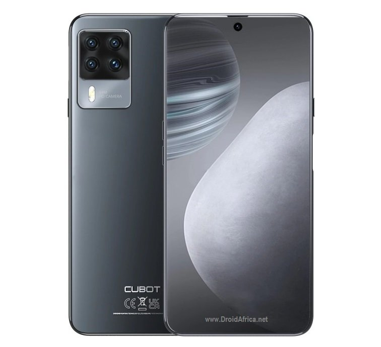 Cubot X50 specifications features and price