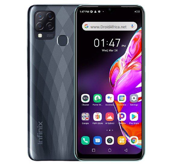 Infinix Hot 10S NFC specifications features and price