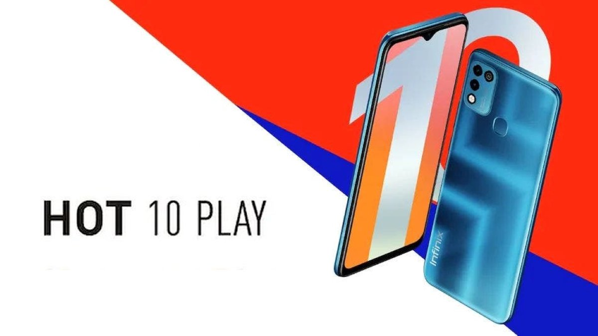 INFINIX HOT 10 PLAY Launched in India with 6000mAh Battery