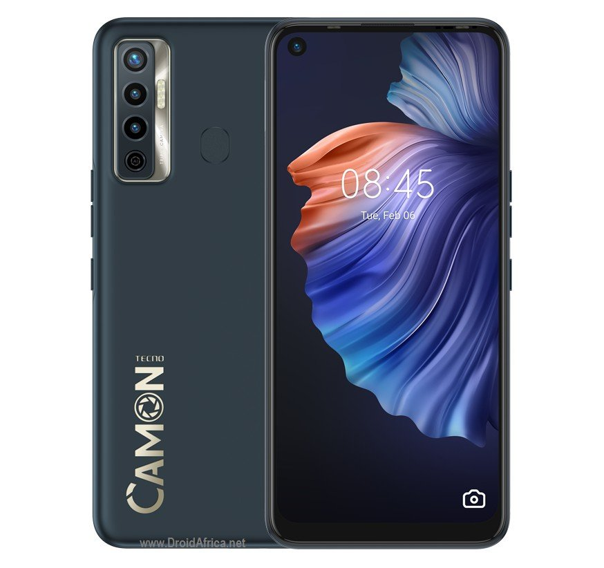 Tecno Camon 17 specifications features and price