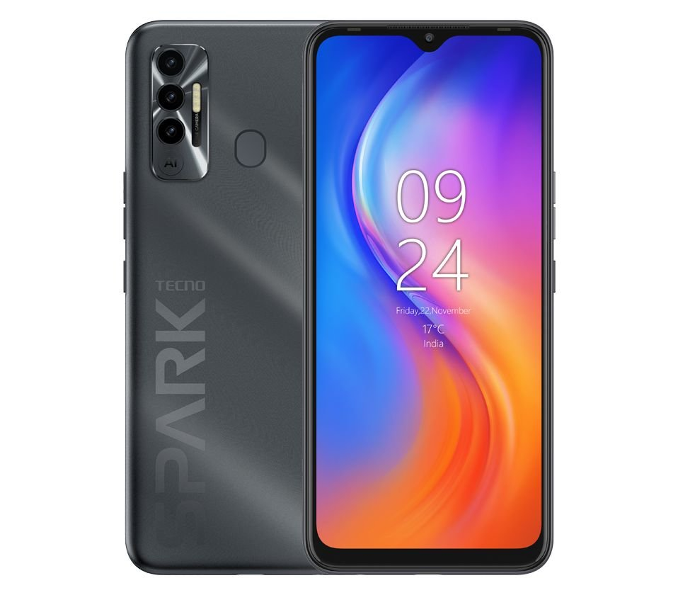 Tecno Spark 7P specifications features and price