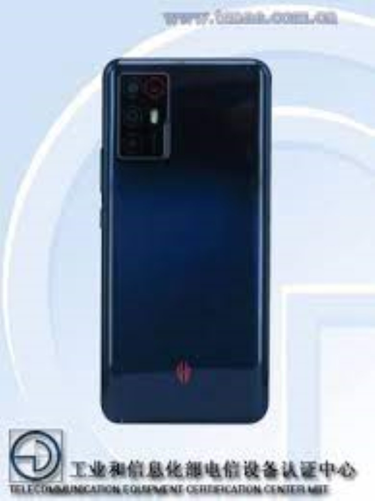 ZTE Nubia NX666J shows up on the TENAA website with Red Magic Logo and more