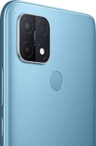 OPPO A35with HelioP35 SoC, 13MP triple camera