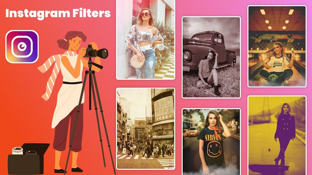 Camera for Instagram filters & effects IG filters